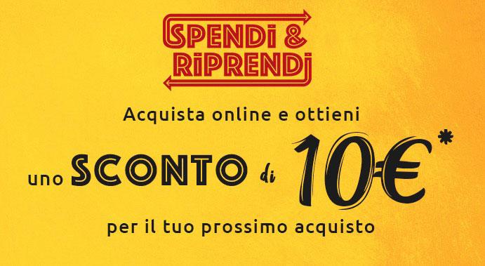 """Spendi e Riprendi"" di Carrefour online"