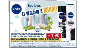 Vinci Dubai con Nivea