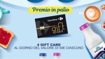 Vinci con Parmalat e Carrefour