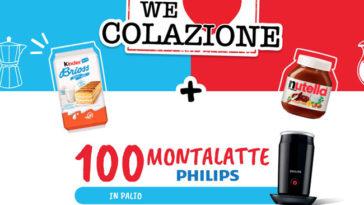 Vinci montalatte Philips