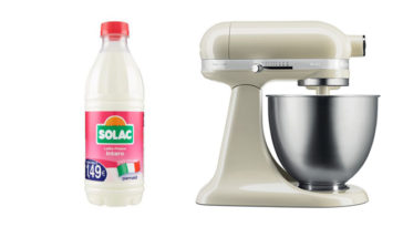 Partecipa al nuovo concorso di Parmalat attivo nei Conad aderenti e prova a vincere uno dei 3 robot da cucina KitchenAid in palio!