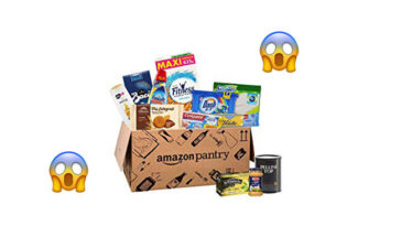 prezzi folli amazon pantry