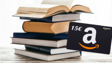 Amazon: 15 euro acquistando 50 euro di libri universitari