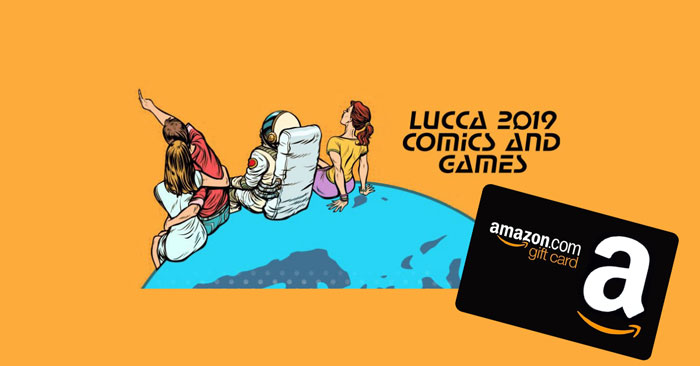 Amazon Lucca Comics