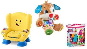 Candidati per testare i giocattoli Fisher-Price