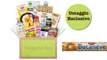 Codice sconto Degustabox