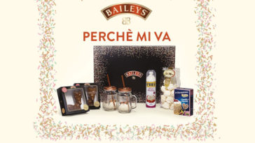 Concorso Baileys vinci kit party