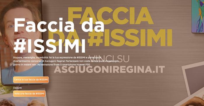 """Concorso """"Faccia da #ISSIMI"""""""