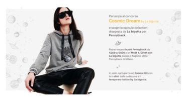 Concorso Pennyblack Cosmic Dream