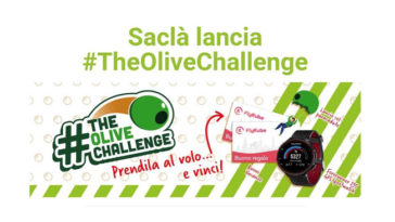 "Concorso Saclà ""TheOliveChallenge"""