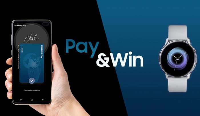 Concorso Samsung Pay