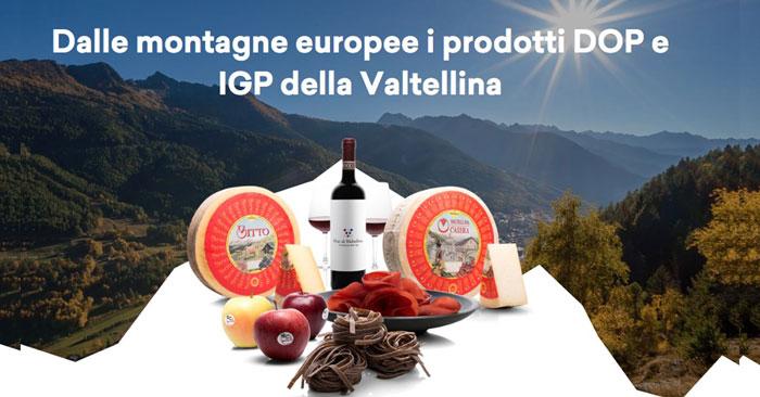 """Concorso """"Taste The Alps"""""""