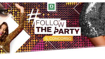 """Deichmann: concorso """"Follow the party"""""""