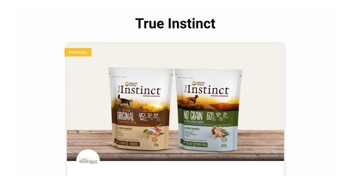 Diventa tester True Instinct