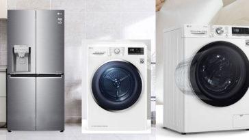 Diventa tester lavatrici, asciugatrici e frigorifero LG