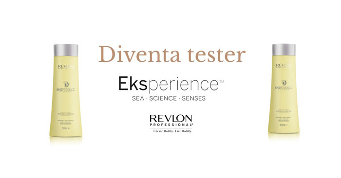 Diventa tester shampoo Hydro Nutritive Eksperience