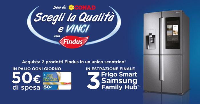 Findus: scegli la qualità e vinci