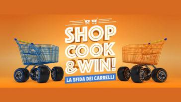 """LIDL """"Shop, cook & win"""""""