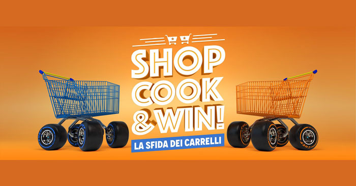 "LIDL ""Shop, cook & win"""
