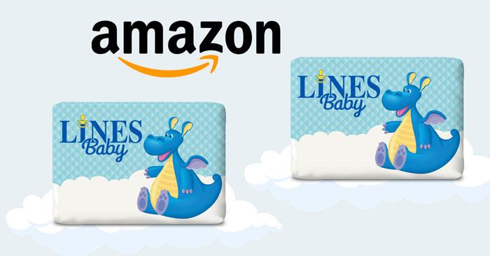 Lines Baby gratis su Amazon
