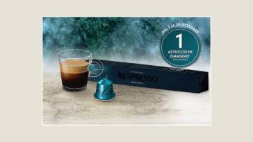 Nespresso regala astuccio di caffè Master Origin Indonesia