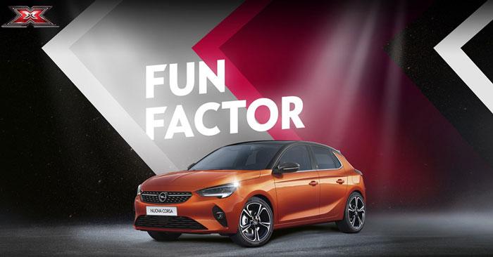 Opel Fun Factor