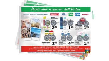 Parti alla scoperta dell'Italia