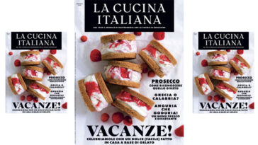 "Rivista ""La Cucina Italiana"" scontata (coupon)"