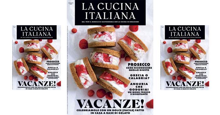 """Rivista """"La Cucina Italiana"""" scontata (coupon)"""