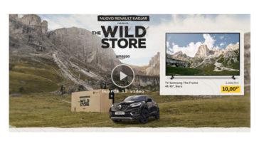 The Wild Store Amazon