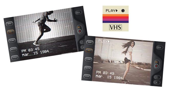 VHS Camcorder gratis