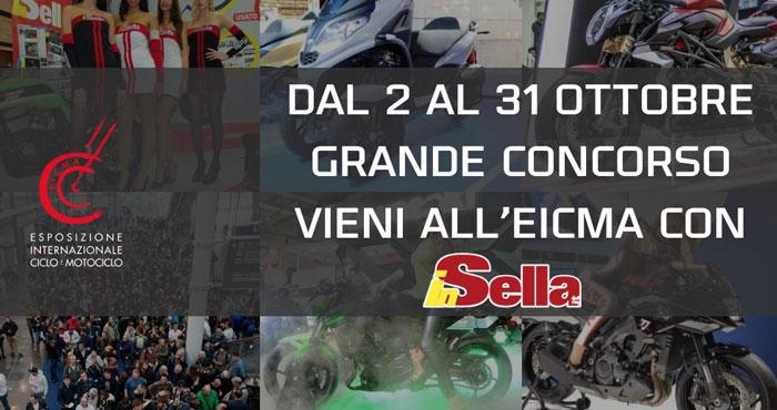Vinci EICMA 2019 con In Sella