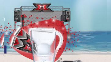 Vinci X-Factor con Brita