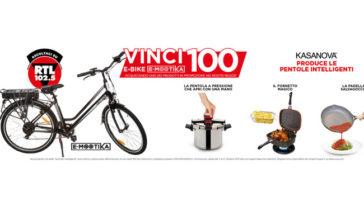 Vinci e-bike E-Mootika con Kasanova