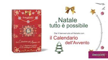 Calendario Avvento Bottega Verde