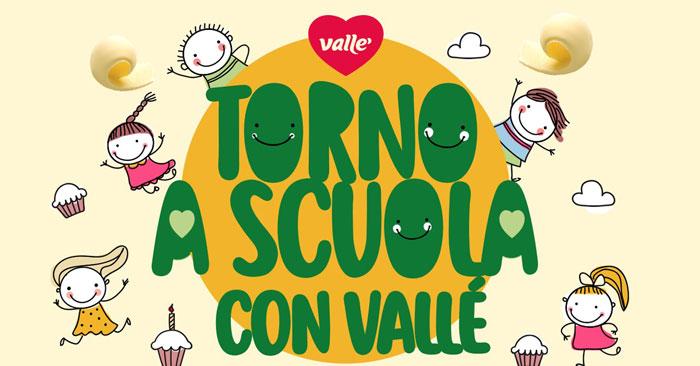 Concorso Vallé: vinci buono regalo Amazon da 100 €
