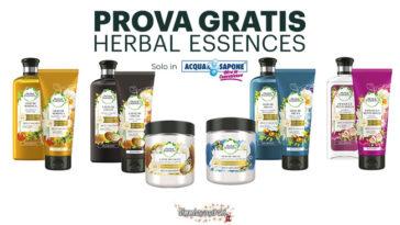 """Herbal Essences """"Provalo gratis"""": come avere il rimborso (guida)"""