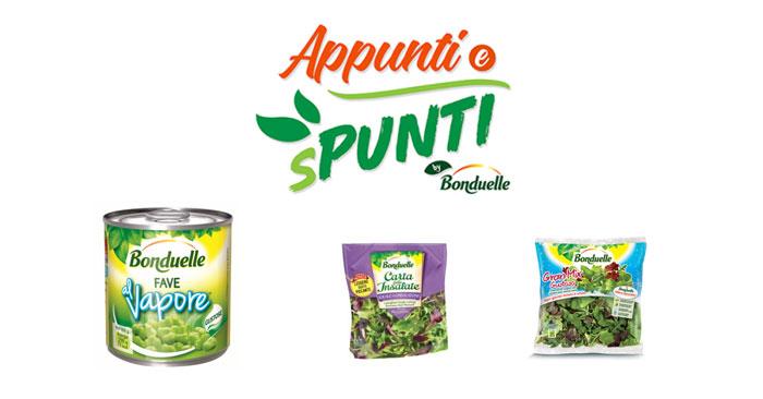 "Bonduelle: community ""Appunti e Spunti"""