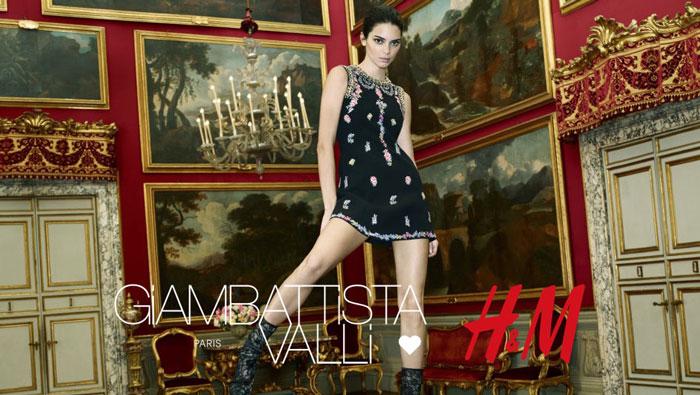 H&M: vinci gratis 50 foulard collezione Giambattista Valli