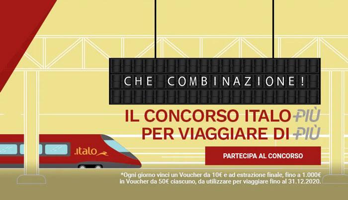 """Italo Treno """"Che Combinazione!"""""""