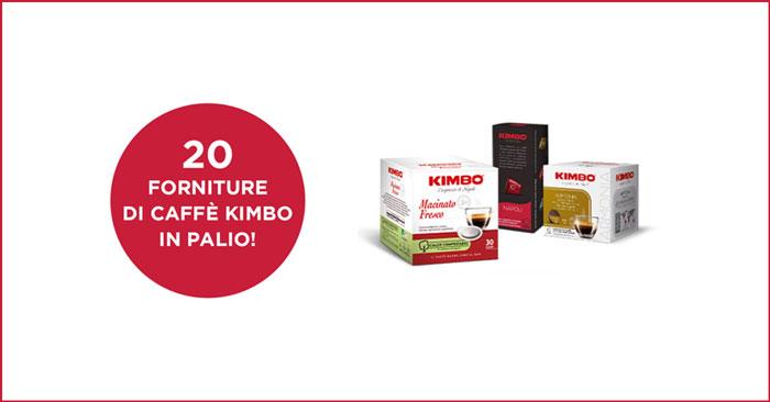 """Kimbo """"Pause di benessere"""""""