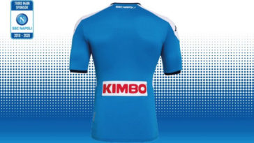 Kimbo: vinci maglie ufficiali SSC Napoli