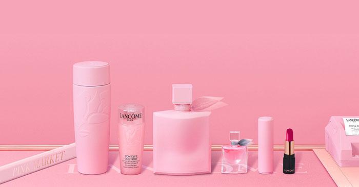 """Lancome """"Pink Week"""""""