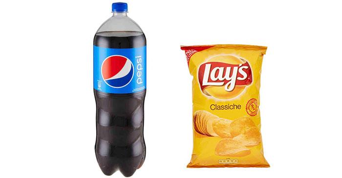 """Lay's e Pepsi """"Insieme non solo per le feste"""""""