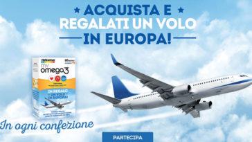 Multicentrum ti regala un volo in Europa