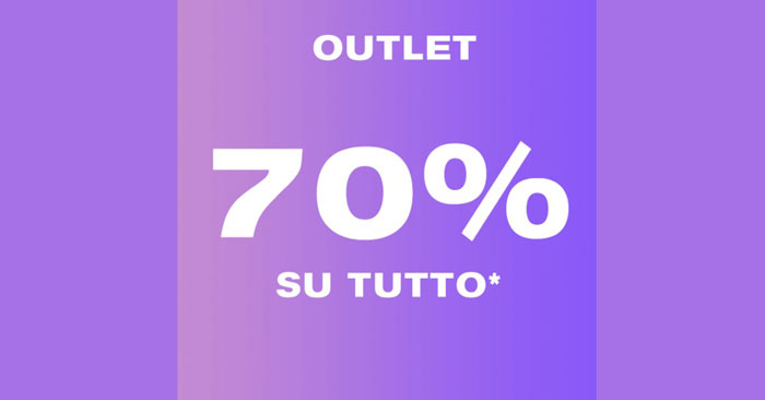 Tally Weijl: sconto 70%
