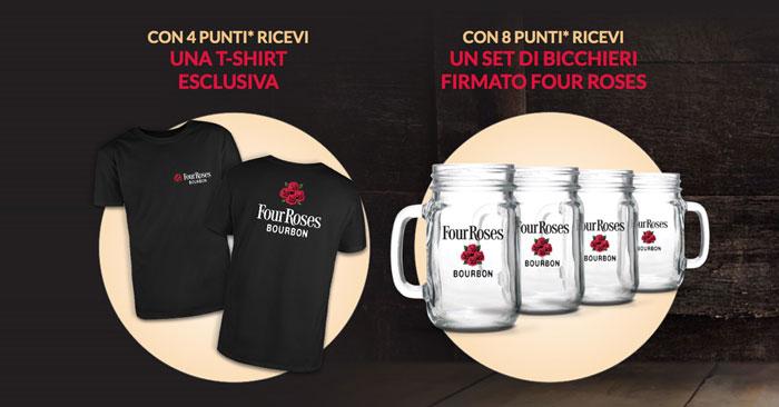 Vinci con Four Roses