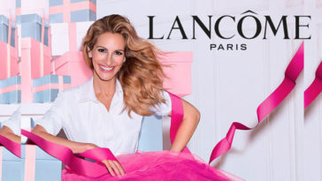 Vinci la beauty box Lancome
