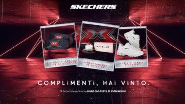 Vivi #XF13 con Skechers