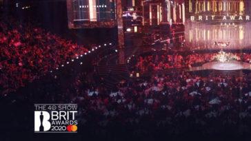 Vola ai Brit Awards con Crédit Agricole